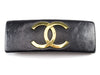 Chanel Leather Hair Clip - Designer Vault - 1