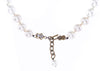 Chanel Vintage Crystal Pearl Ruby Drop Necklace - Designer Vault - 3