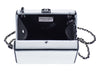 Chanel Hard Case Box Clutch Evening Bag - Designer Vault - 6