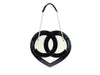 Chanel Terry Cloth Heart Bag - Designer Vault - 1