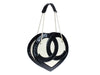 Chanel Terry Cloth Heart Bag - Designer Vault - 2