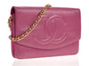 Chanel Vintage Wallet on Chain WOC Shoulder Bag - Designer Vault - 2