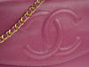 Chanel Vintage Wallet on Chain WOC Shoulder Bag - Designer Vault - 4