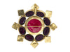 Chanel Vintage Glass Brooch - Designer Vault - 2