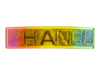 Chanel Rainbow Hair Clip - Designer Vault - 1