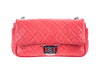 Chanel Icon Secret Label Jumbo Flap Shoulder Bag - Designer Vault - 1