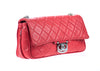 Chanel Icon Secret Label Jumbo Flap Shoulder Bag - Designer Vault - 2