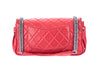 Chanel Icon Secret Label Jumbo Flap Shoulder Bag - Designer Vault - 3
