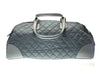 Chanel Grey Duffle Bag - Designer Vault - 3