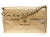 Chanel Single Caviar Flap Bag - Designer Vault - 1