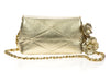 Chanel Vintage Metallic Gold Bag - Designer Vault - 3