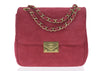 Chanel Suede Mini Flap Runway Bag - Designer Vault - 1