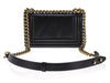 Chanel Smooth Small Boy Bag - Designer Vault - 3