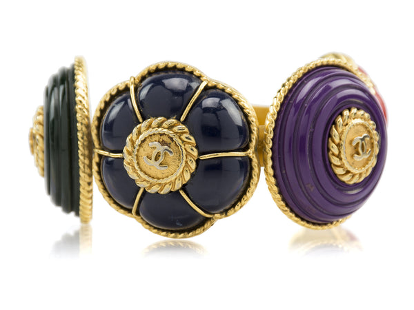 Chanel Early Vintage Cuff