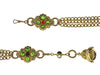 Chanel Early Vintage Multi-Strand Gripoix Belt
