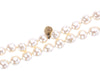 Chanel Gold Pearl Vintage Sautoir Necklace