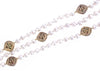 Chanel Vintage Baroque Pearl Multi-Strand Necklace