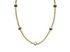 Chanel Vintage Crystal Strand Necklace