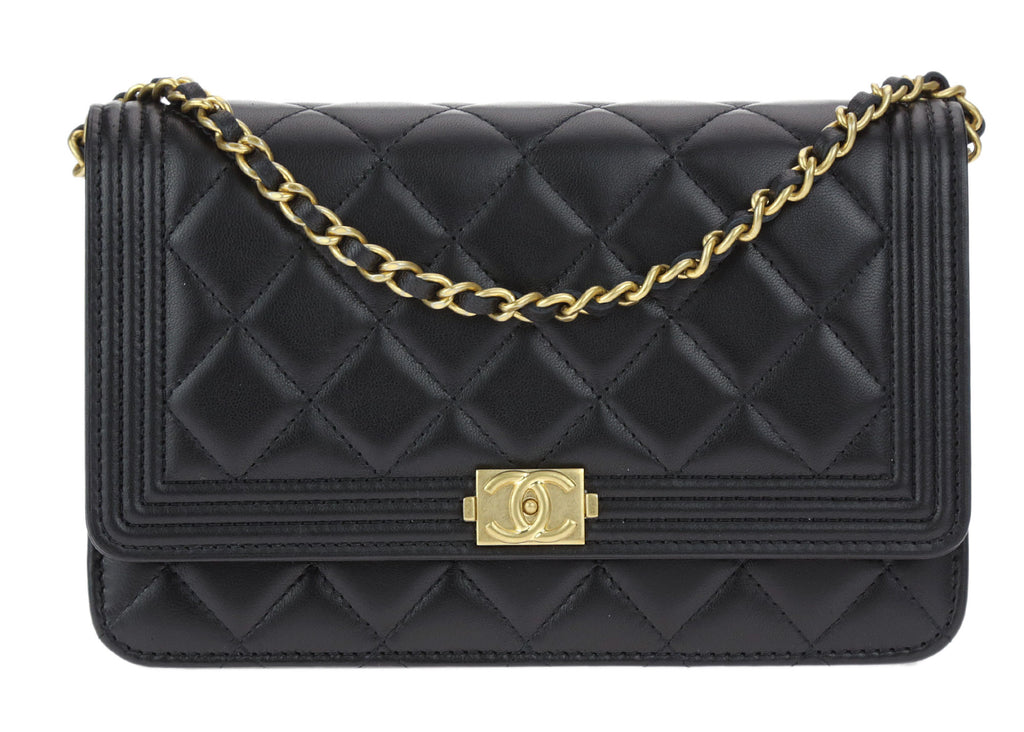 b78acb71e61c Chanel Wallet On A Chain Boy Bag | Stanford Center for Opportunity ...