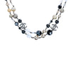 Chanel 10A CC Logo Beaded Necklace