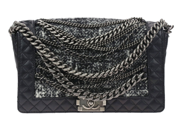 Chanel Limited Edition Boy Enchained Bag