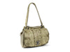 Chanel Python and Cotton Mixed Flap Shoulder Bag - Designer Vault - 3