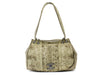 Chanel Python and Cotton Mixed Flap Shoulder Bag - Designer Vault - 2