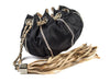 Chanel Satin Wristlet Bag - Designer Vault - 2