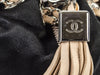 Chanel Satin Wristlet Bag - Designer Vault - 4
