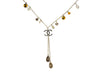Chanel 07A Drop Pendant Necklace - Designer Vault