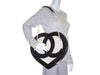 Chanel Terry Cloth Heart Bag - Designer Vault - 4