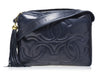 Chanel Triple C Leather Shoulder Bag - Designer Vault - 1