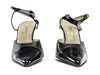 Chanel Leather Sandal Heels - Designer Vault - 3