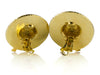 Chanel Vintage Gold Hat  Earrings - Designer Vault - 2