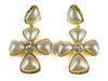Chanel Vintage Season 26 Pearl Earrings - Designer Vault - 1
