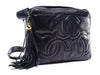 Chanel Triple C Leather Shoulder Bag - Designer Vault - 2