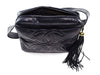Chanel Triple C Leather Shoulder Bag - Designer Vault - 4