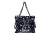 Chanel Summer Nights Sequin Drawstring Tote Bag - Designer Vault - 1