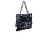 Chanel Summer Nights Sequin Drawstring Tote Bag - Designer Vault - 2