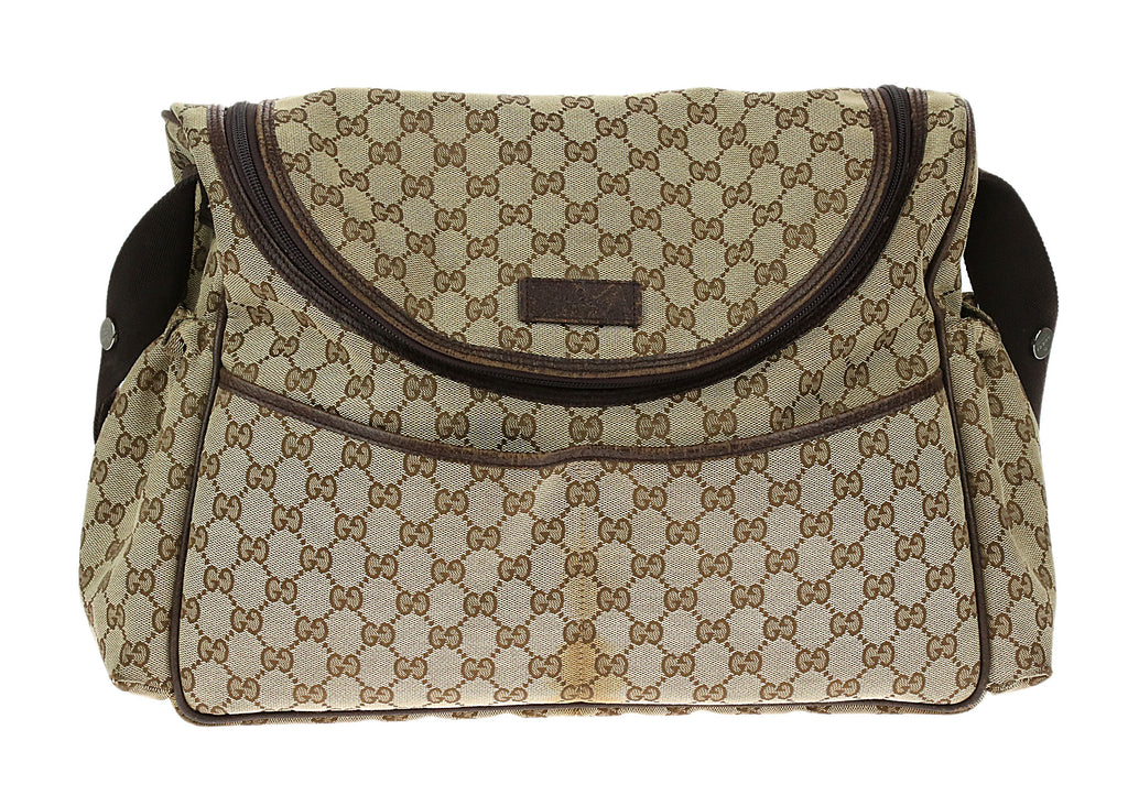 32715e5192ba Gucci Diaper Bag Resale | Stanford Center for Opportunity Policy in ...