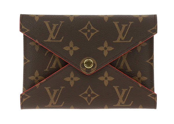 Louis Vuitton Medium Monogram Canvas Kirigami Pouch