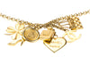 Chanel Lucky 7 Charm Belt Necklace - Designer Vault - 2