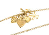 Chanel Lucky 7 Charm Belt Necklace - Designer Vault - 3