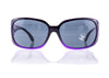Chanel 6014 Purple CC Logo Sunglasses - Designer Vault