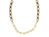 Chanel Vintage Pearl & Gold Necklace - Designer Vault - 1