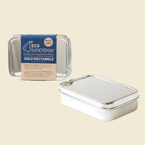 ECOLunchbox Splash Box stainless steel lunch box