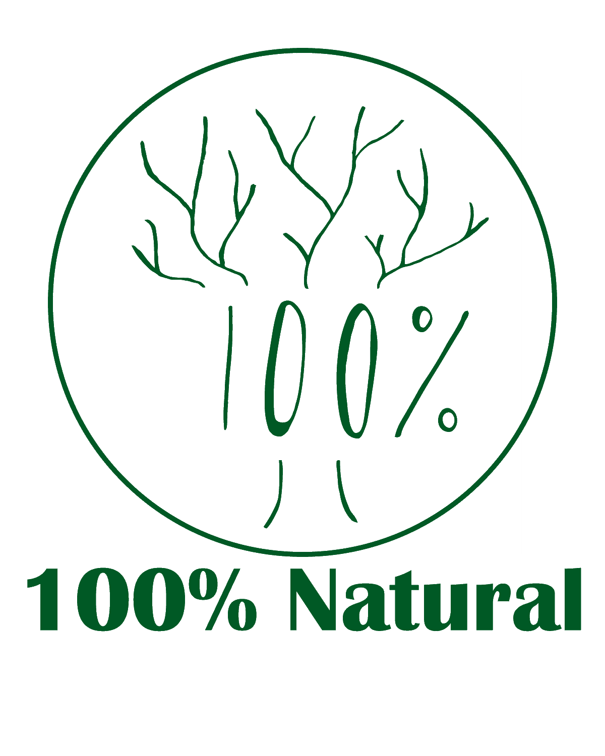 The Green Bundle 100% Natural Logo