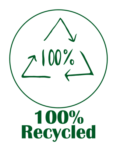 The Green Bundle 100% Recycled Logo
