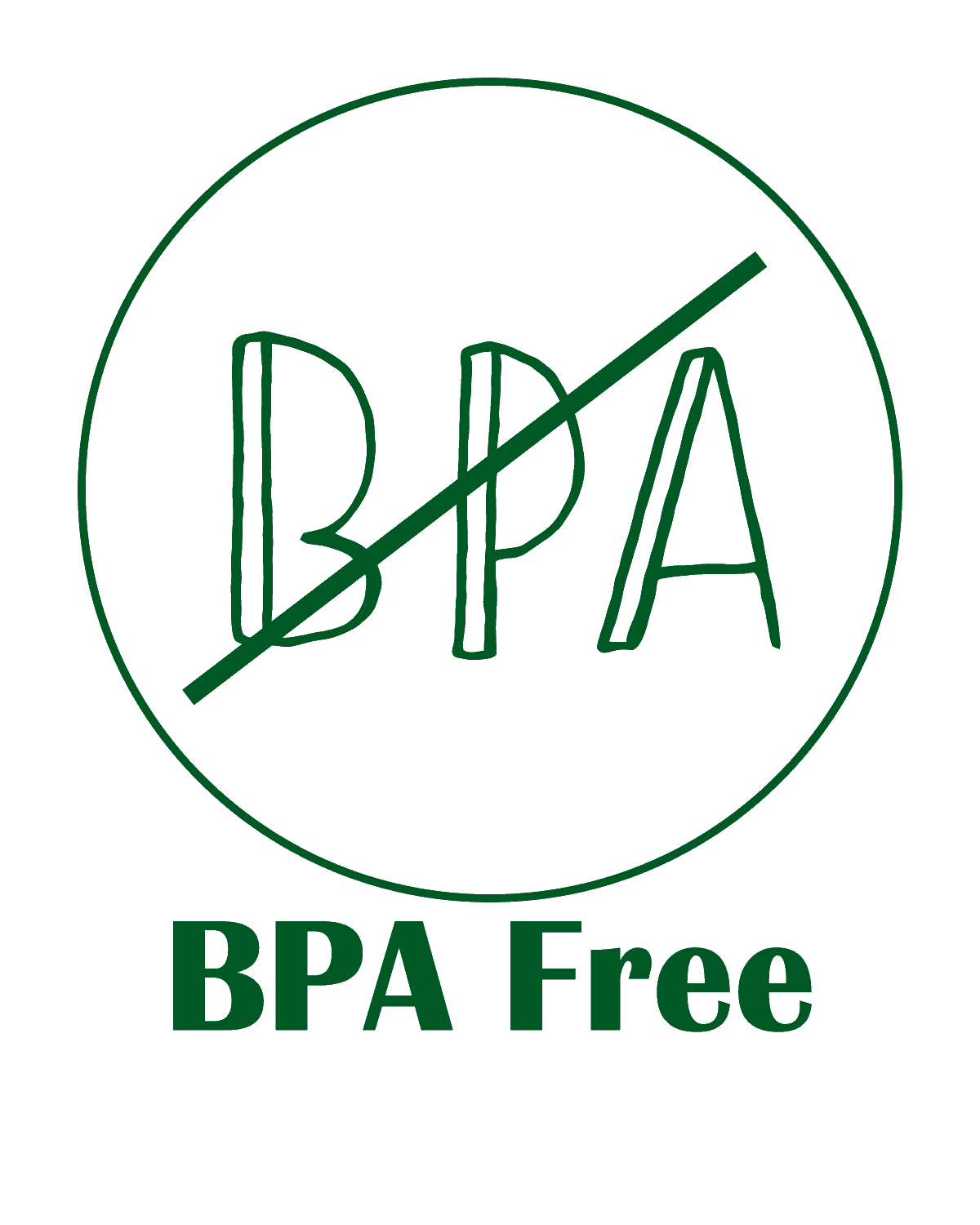 The Green Bundle BPA Free Logo