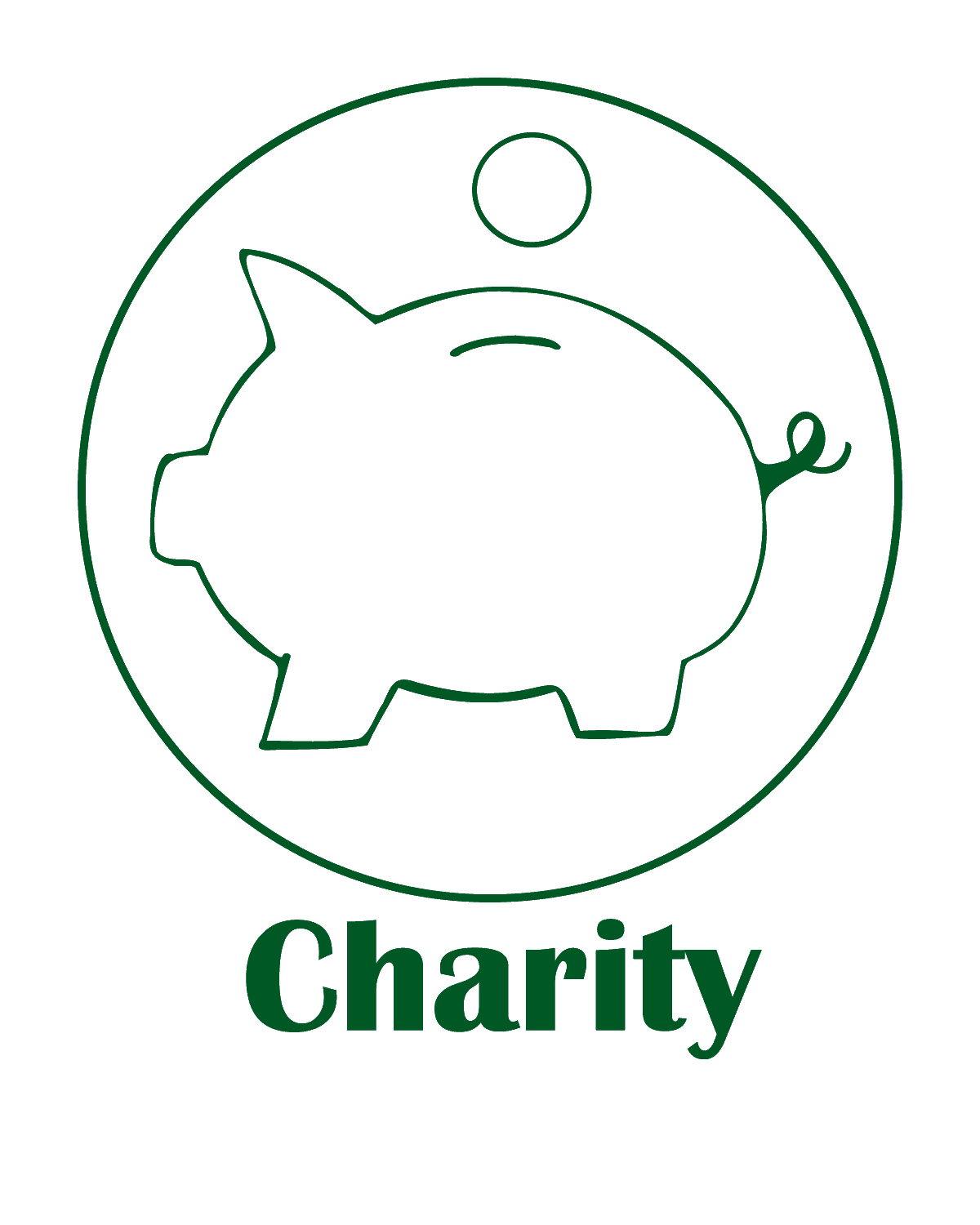 The Green Bundle Charity Logo